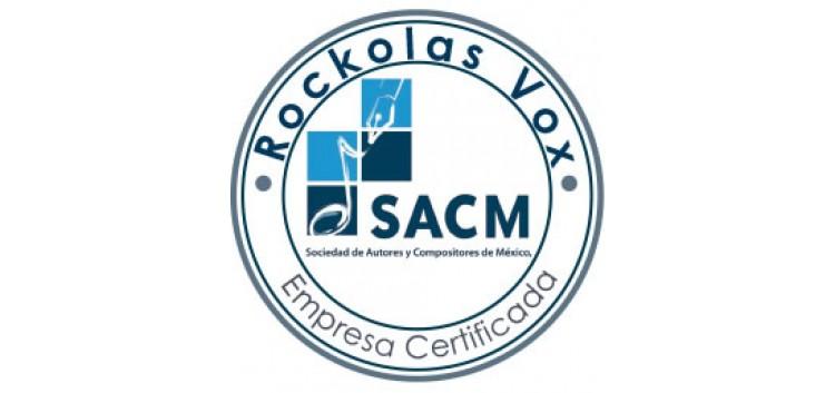 Rockolas Certificadas
